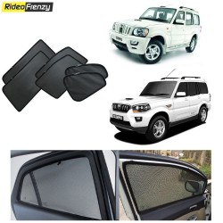 Magnetic Car Window Sunshade for Mahindra Scorpio