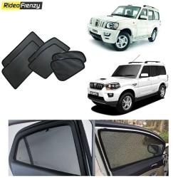 Magnetic Car Window Sunshade for Mahindra Scorpio