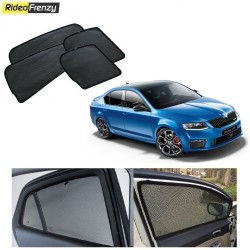 Skoda Octavia Magnetic Window Sunshades