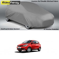 Heavy Duty Double Stiching Car Body Cover for Tata Zest