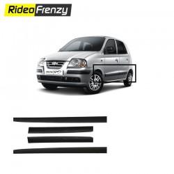 Buy Hyundai Santro Matt Black Side Beading at low prices-RideoFrenzy
