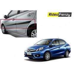 Buy Original Matt Black Side Beading for Honda Amaze at low prices-RideoFrenzy