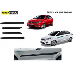 Buy Original Matt Black Tata Zest & Bolt Side Beading online at low prices-RideoFrenzy