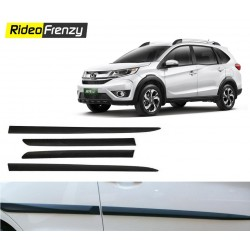 Buy Original Matt Black Honda BRV Side Beading at low prices-RideoFrenzy