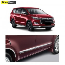 Buy Innova Crysta Original OEM Chrome Side Beading at low prices-RideoFrenzy
