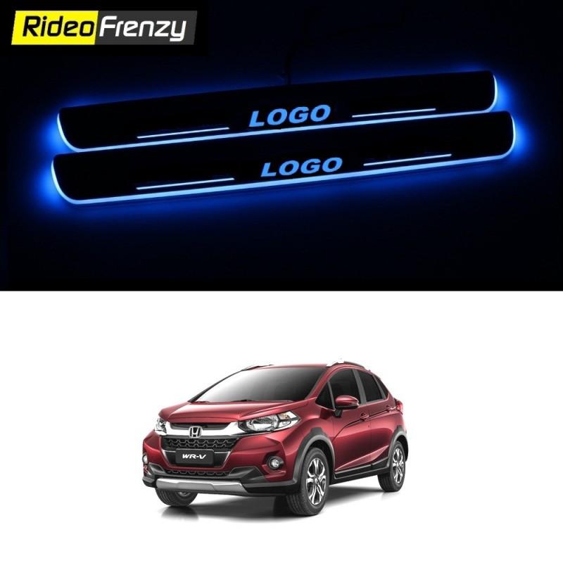 Honda WRV 3D Power LED Illuminated Sill/Scuff Plates