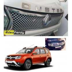 Buy Bentley Style Renault Duster Chrome Plated Grill at low prices-RideoFrenzy