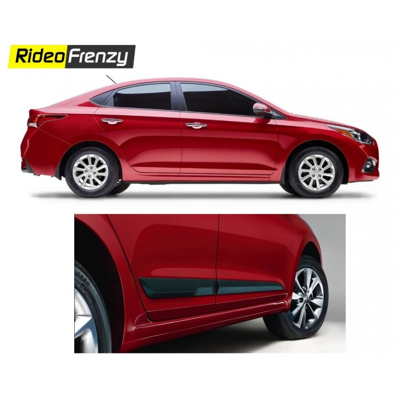 Buy Hyundai VERNA 2017 Black Side beading-Original OEM at low prices-RideoFrenzy