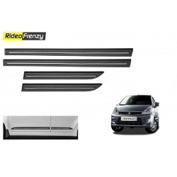 Buy Maruti Zen Estilo Black Chrome Side beading at low prices-RideoFrenzy
