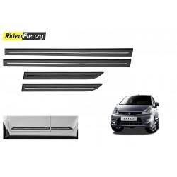 Buy Maruti Zen Estilo Black Chrome Side beading at low prices-RideoFrenzy