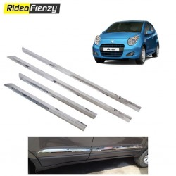 Buy Premium Maruti A-Star Chrome Side Beading at low prices-RideoFrenzy