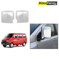 Triple Layered Maruti Eeco Chrome Mirror Covers