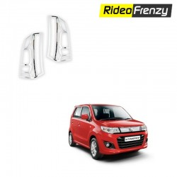 Buy Maruti Stingray Chrome Tail Light covers online at low prices-RideoFrenzy