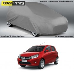Buy Maruti Celerio Body Cover online at low prices-RideoFrenzy