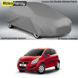 Buy Maruti Ritz Body Cover online at low prices-RideoFrenzy