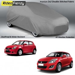 Buy Heavy Duty Double Stiching Maruti Swift Body Covers at low prices