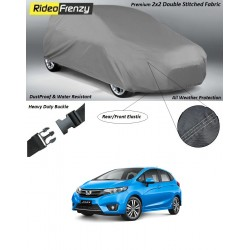 Buy Heavy Duty Honda Jazz Car Body Cover online at low prices-RideoFrenzy