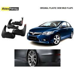 Buy Original OEM Honda Ciivic Mud Flaps online at low prices-Rideofrenzy