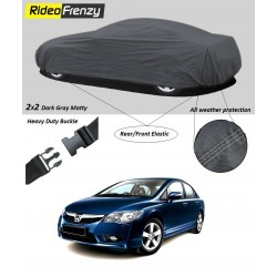 Buy Heavy Duty Honda Civic Car Body Cover online at low prices-Rideofrenzy