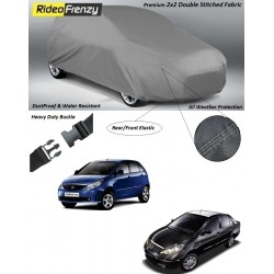 Buy Heavy Duty Tata Indica Vista Car Body Covers online at low prices-RideoFrenzy