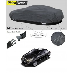 Buy Heavy Duty Tata Manza Car Body Cover online at low prices-RideoFrenzy