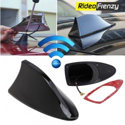 Buy Signal Booster Shark Fin Replacement Antenna for All Cars at low prices-RideoFrenzy