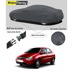 Buy Heavy Duty Tata Indigo Car Body Covers online at low prices-RideoFrenzy
