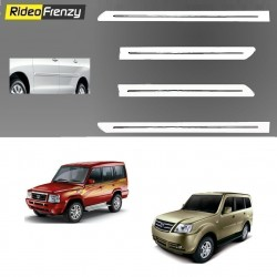 Buy Tata Sumo White Chromed Side Beading online at low prices-RideoFrenzy