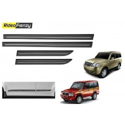 Buy Tata Sumo Black Chromed Side Beading online at low prices-RideoFrenzy