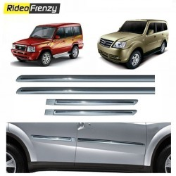 Buy Tata Sumo Silver Chromed Side Beading online at low prices-RideoFrenzy