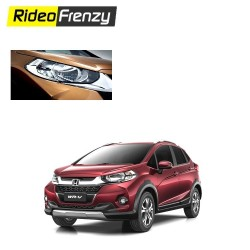 Buy Honda WRV Chrome Head Light Covers online at Low prices-RideoFrenzy