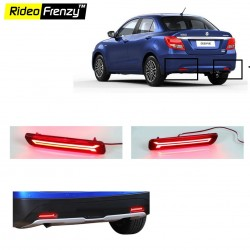 Buy New Maruti Dzire 2017 Rear LED Reflector Lamp DRL at low prices-Rideofrenzy