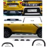 Vitara Brezz Original OEM Cladding Kit-Full Set