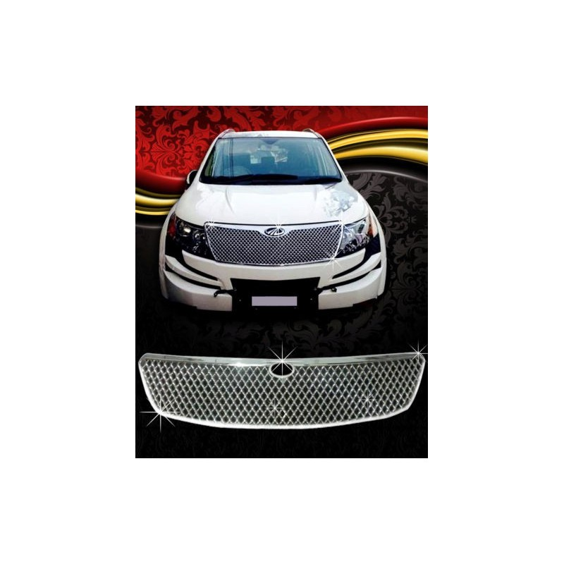 Buy Bentley Type Mahindra XUV500 Chrome Grill-Old Model at low prices-RideoFrenzy