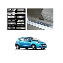 Door Stainless Steel Sill Plate for Maruti A-Star