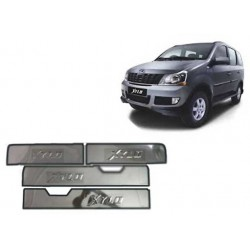 Stainless Steel Door Sill Plate for Mahindra Xylo