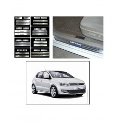 Original OEM Door Stainless Steel Sill Plate for Volkswagen Polo