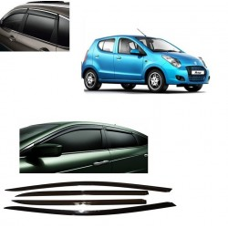 Unbreakable Maruti A-Star Door Visors