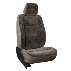 BIG CARS LUXURY JUTE SEAT COVERS