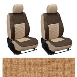 Jute Car Seat Covers