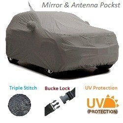 Body Covers with Mirror & Antenna Pocket