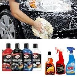 Cleaners & Shampoo