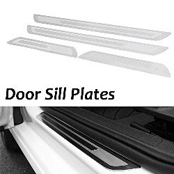 Sill Plates without Blue LED