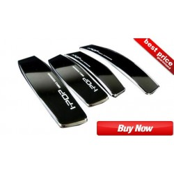 Buy Original Classic Black IPOP Door Guards at low prices-RideoFrenzy