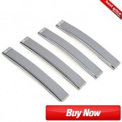 Buy Black Label (BL) Silver SlimLine Door Guards at low prices-RideoFrenzy