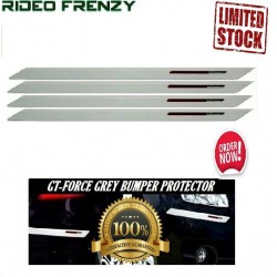 Buy Ipop GT Silver Bumper Protectors at low prices-RideoFrenzy