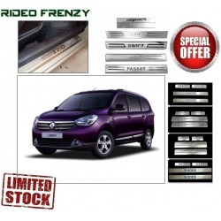 Buy Renault Lodgy Stainless Steel Sill Plates online at low prices | Rideofrenzy