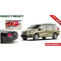 Buy Honda Mobilio Chrome Tail Light Cover online at low prices-RideoFrenzy