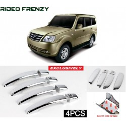 Buy Tata Sumo Grande Door Chrome Handle Cover online at low prices-RideoFrenzy