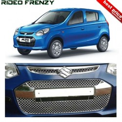 Full Front Maruti Alto 800 Chrome Grill Covers